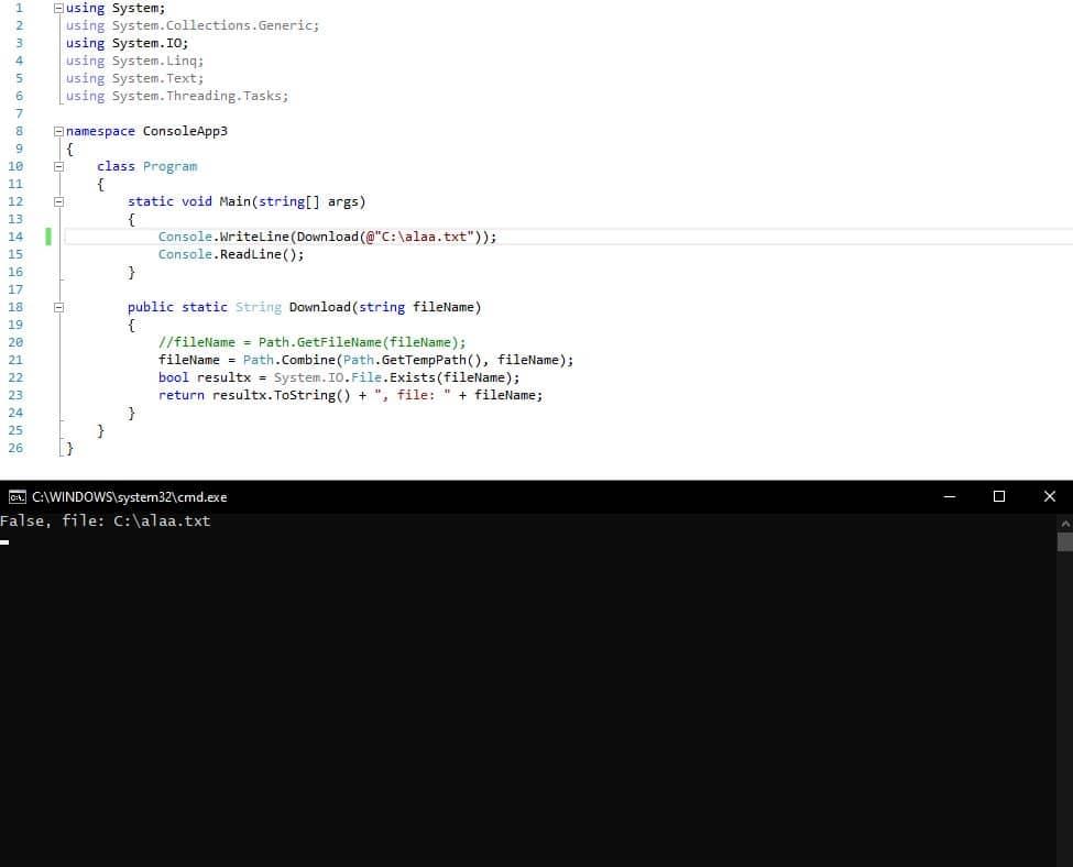 path traversal asp.net core